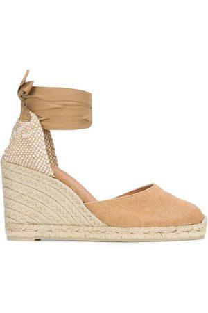 Castañer Kvinder Sandaler med kilehæl - Flat shoes