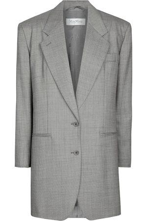 Max Mara Guelfo stretch-wool blazer