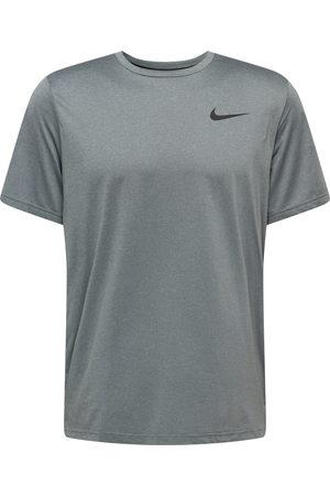 Nike Mænd Langærmede skjorter - Funktionsskjorte