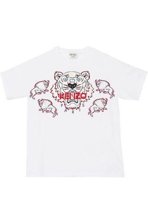 Kenzo Kortærmede - T-shirt - / m. Tiger