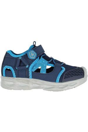 Color Kids Sandaler - Sandal - Sporty m. Velcro - Turkish Tile