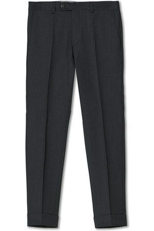 Morris Mænd Habitbukser - Prestige Suit Trousers Grey