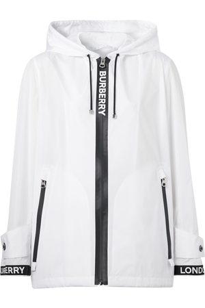 Burberry Kvinder Jakker - Everton Econyl Windbreaker Jacket