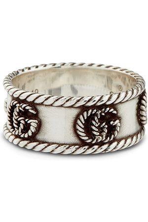 Gucci Mænd Ringe - Marmont 9mm ring