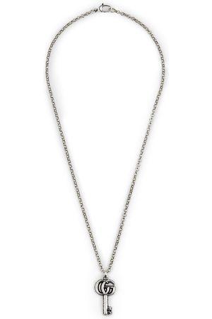 Gucci Mænd Halskæder - Marmont 50cm halskæde med nøgle