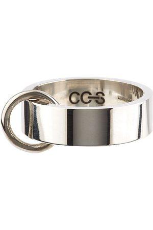 CC Steding Mænd Ringe - Flad ring med O-ring