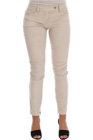 Ermanno Scervino Slim Jeans Corduroy Skinny Pants