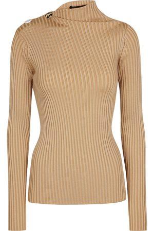 Proenza Schouler Kvinder Toppe - Ribbed-knit top