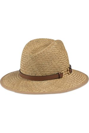 Gucci Straw hat with Horsebit