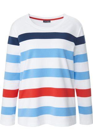 Mybc Kvinder Sweatshirts - Sweatshirt lange ærmer Fra hvid