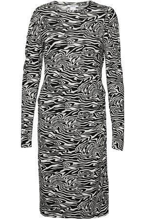 Lindex Kvinder Midikjoler - Dress Mom Ninnie Knælang Kjole