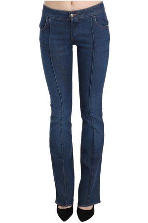 Just Cavalli Kvinder Bootcut - Low Waist Boot Cut Jeans