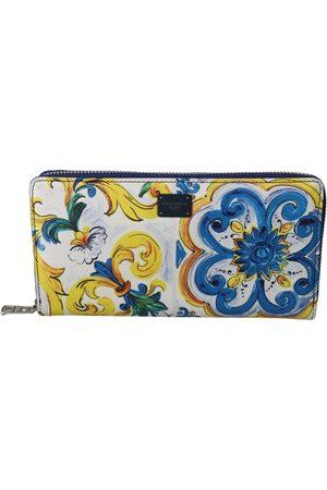 Dolce & Gabbana Mænd Punge - Majolica Dauphine Continental Clutch Wallet