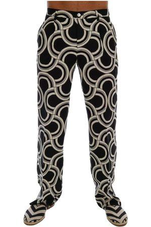 Dolce & Gabbana Mænd Bukser - Pattern Pants