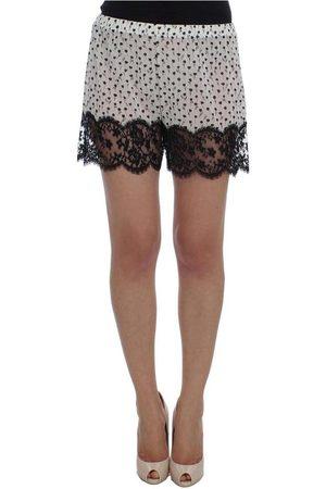 Dolce & Gabbana Kvinder Pyjamas - Floral Lace Sleepwear Shorts