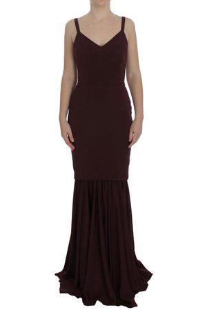 Dolce & Gabbana Stretch Full Length Sheath Dress