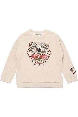 Kenzo Sweatshirts - Sweatshirt - Exclusive Edition - Gold Yellow/ m. Tiger