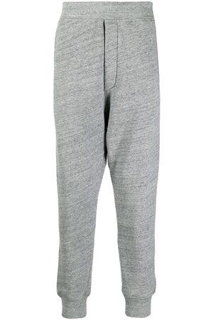 Dsquared2 Mænd Joggingbukser - Melerede joggingbukser i jersey