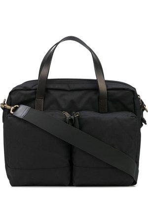 Filson Laptop Tasker - Dryden leather briefcase