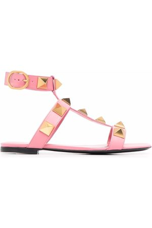 VALENTINO GARAVANI Kvinder Sandaler - Roman sandaler med ankelrem