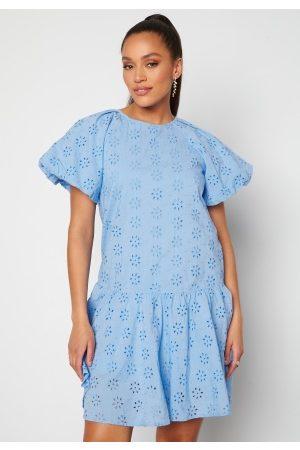 Pieces Kvinder Kjoler - Tillie 2/4 Dress Vista Blue XL