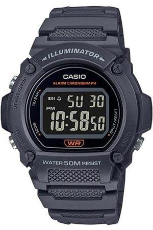 Casio Mænd Ure - Watch W-219H-8B