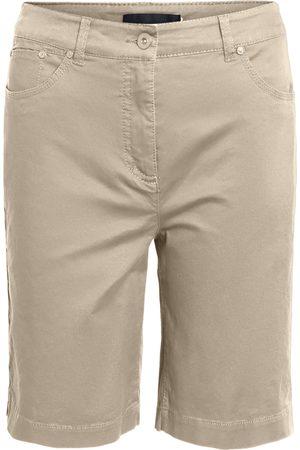 Brandtex Kvinder Shorts - Shorts - Safari - 36