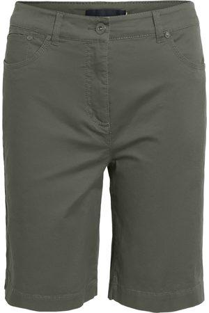 Brandtex Kvinder Shorts - Shorts - Deep Lichen Green - 36