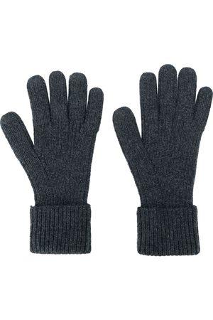 N.PEAL Ribbede handsker