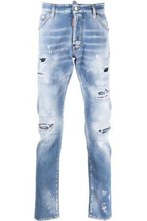 Dsquared2 Mænd Straight - Jeans med lige ben