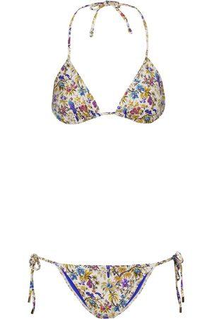 Etro Floral bikini