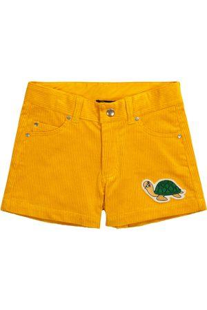 Mini Rodini Piger Shorts - Corduroy shorts