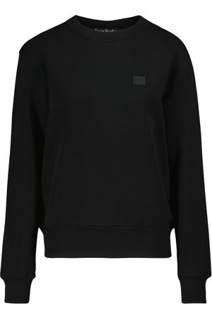 Acne Studios Fairah Face cotton sweatshirt