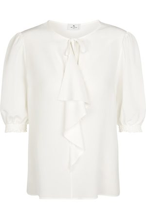 Etro Silk crêpe blouse