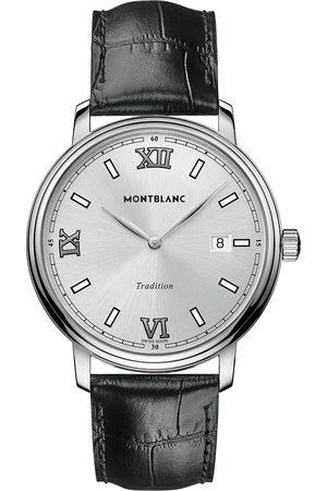 Montblanc Mænd Ure - Tradition Quartz 40mm White