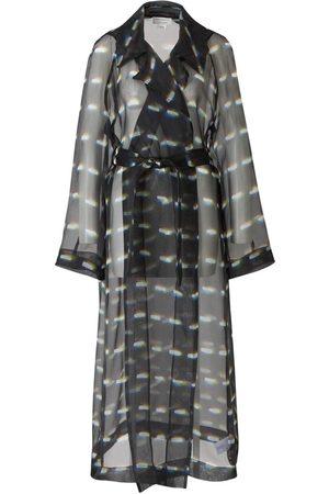 DRIES VAN NOTEN Kvinder Trenchcoats - Semitransparent Trench Coat
