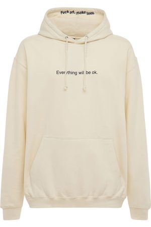 F.A.M.T. Everything Will Be Ok Cotton Sweatshirt