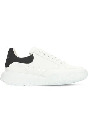 Alexander McQueen Mænd Sneakers - Leather Sneakers