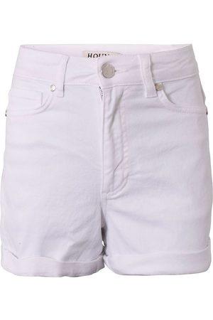 Hound Shorts - Shorts - White Denim
