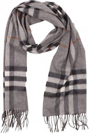 Burberry Tørklæder - Check cashmere scarf