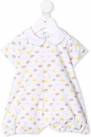 Siola Baby Bodies - Buksedragt med regnbuetryk