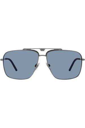 Dolce & Gabbana Mænd Solbriller - Smalle aviator-solbriller