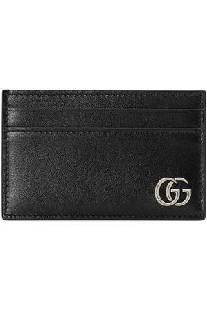 Gucci Mænd Punge - Kortholder med Interlocking GG-plade