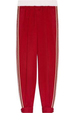 Gucci Mænd Joggingbukser - Side-stripe track pants
