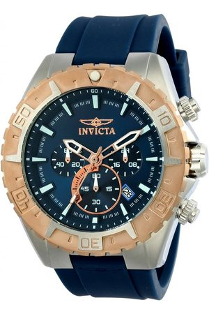 Invicta Watches Mænd Ure - 22523 Men's Quartz Watch - 49mm