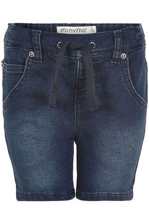 Minymo Shorts - Shorts - Blue Denim