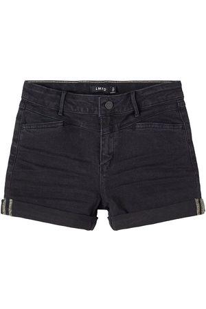 LMTD Shorts - Shorts - NlfRaven - Black Denim