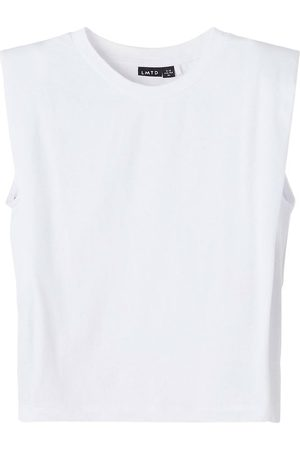 LMTD Toppe - Top - NlfHads - Bright White