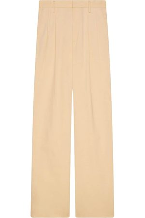 Gucci Wide-leg tailored trousers