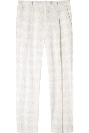 Paul Smith CHECK BLEND TROUSERS